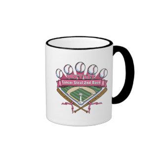 Don t Let Breast Cancer Steal 2nd Base Mug
