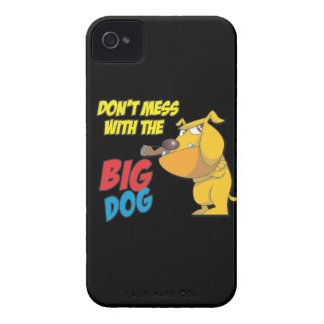 Don t Mess With The Big Dog Blackberry Bold Case