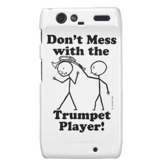 Don t Mess With The Trumpet Player Droid RAZR Covers