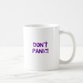Don t Panic the answer is 42 Mug