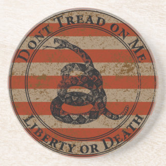 Don't Tread on Me Coaster