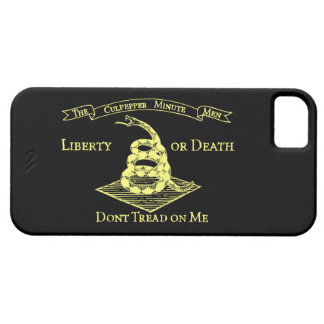 Don't Tread on Me iPhone 5 Case