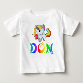 Don Unicorn Baby T-Shirt