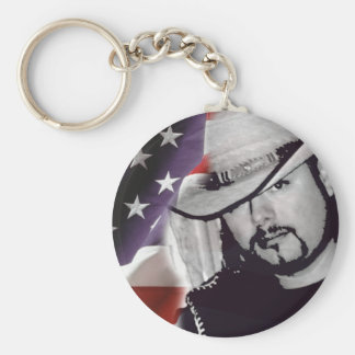 Don Woods Country Artist Keychains