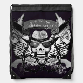 Don Woods Country Artist Rucksack