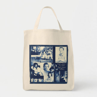 Don Woods History In Music Canvas Bag