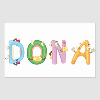 Dona Sticker