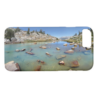 Donahue Pass Lake - Yosemite iPhone 8/7 Case
