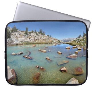 Donahue Pass Lake - Yosemite Laptop Sleeve