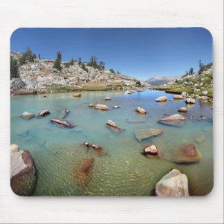 Donahue Pass Lake - Yosemite Mouse Pad