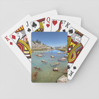 Donahue Pass Lake - Yosemite Playing Cards