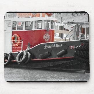 Donald Bert Mouse Pad