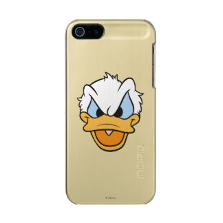 Donald Duck | Angry Face Closeup Incipio Feather® Shine iPhone 5 Case