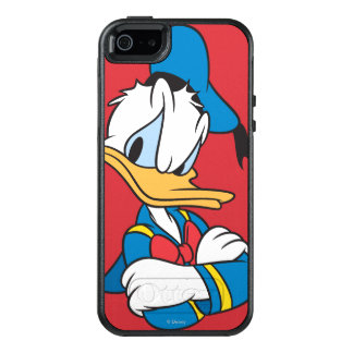 Donald Duck | Arms Crossed OtterBox iPhone 5/5s/SE Case