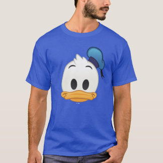 Donald Duck Emoji T-Shirt