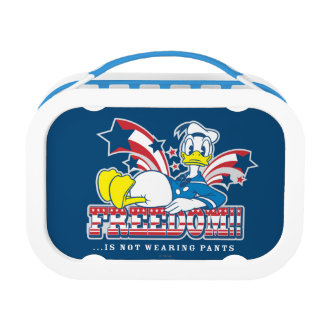 Donald Duck | Freedom Lunch Box