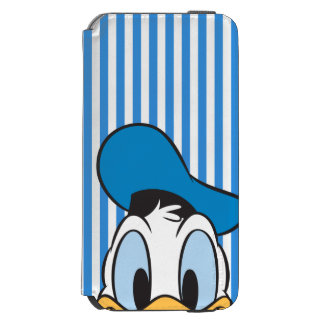 Donald Duck | Peek-a-Boo Incipio Watson™ iPhone 6 Wallet Case