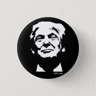 Donald F'n Trump 2016 Button (without caption)