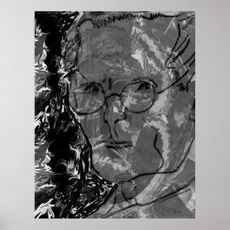 Donald Rumsfeld Poster