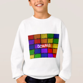 DONALD SWEATSHIRT