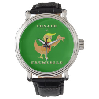 Donald the Trumpbird Watch
