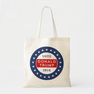 Donald Trump 2016 Budget Tote Bag