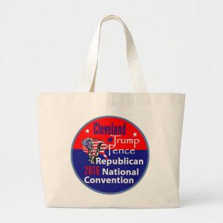 Donald TRUMP 2016 Jumbo Tote Bag