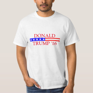 Donald Trump 2016 Presidential Election T-Shirt