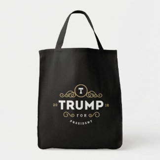 Donald Trump 2016 Grocery Tote Bag