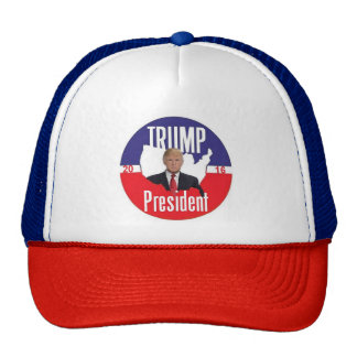 Donald TRUMP 2016 Trucker Hat