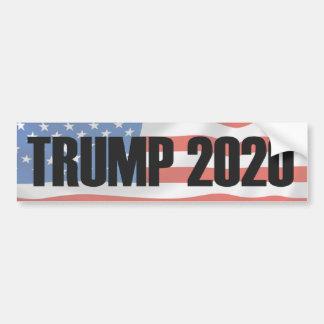 Donald Trump 2020 Bumper Sticker