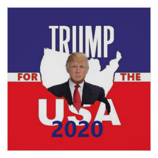 Donald TRUMP 2020 Poster
