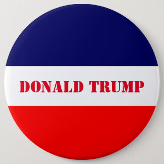 Donald Trump 6 Cm Round Badge