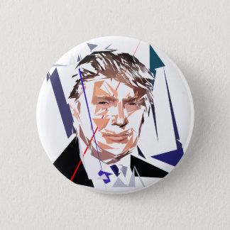 Donald Trump 6 Cm Round Badge