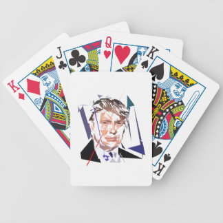 Donald Trump Bicycle Playing Cards