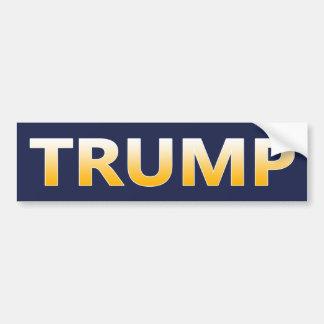 DONALD TRUMP BOLD Bumper Sticker #MAGA