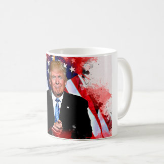 Donald Trump Celebration Mug