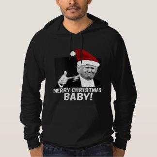 DONALD TRUMP CHRISTMAS T-shirts, Funny Hoodie