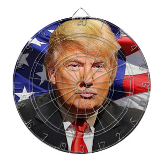 Donald Trump Dartboard