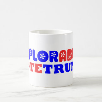 Donald Trump Deplorable Mug