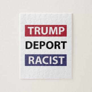 Donald Trump design Jigsaw Puzzle