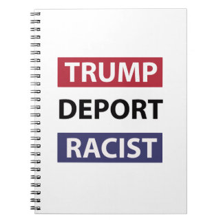 Donald Trump design Notebooks