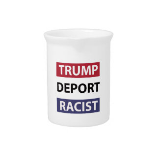 Donald Trump design Pitcher