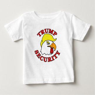 Donald Trump Election Security Baby T-Shirt