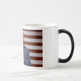 Donald Trump Flag Magic Mug