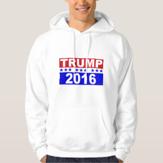 Donald Trump For President 2016 Hoodie