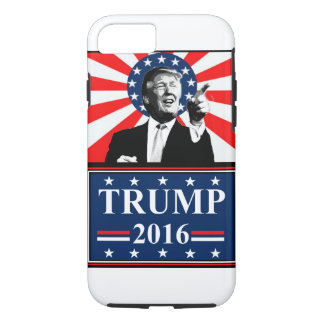 Donald Trump for President 2016 iPhone 7 Case