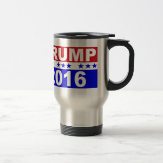 Donald Trump For President 2016 Travel Mug
