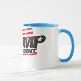 Donald Trump For President (with hair) Mug