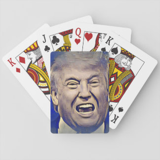 Donald Trump Funny Playing Cards